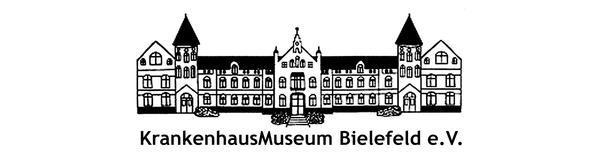 Logo for Krankenhausmuseum Bielefeld